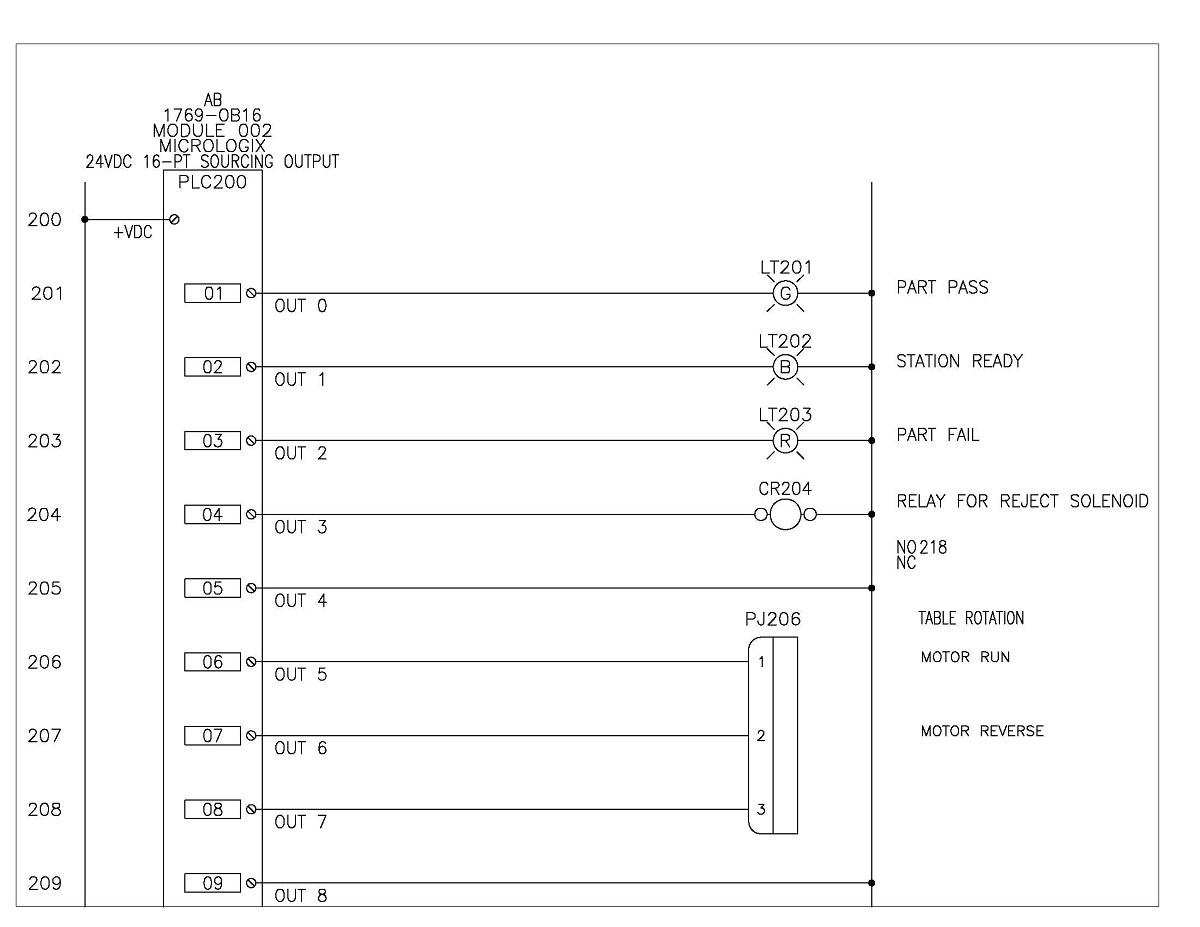 Printable Hd Ladder Diagrams