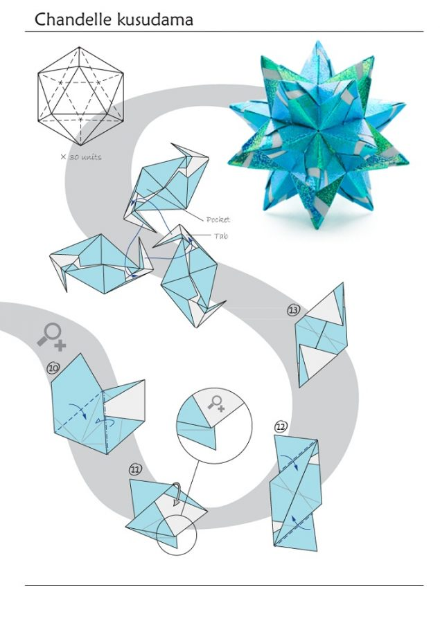 origami diagrams instruction