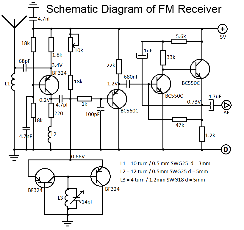 schematic diagram example