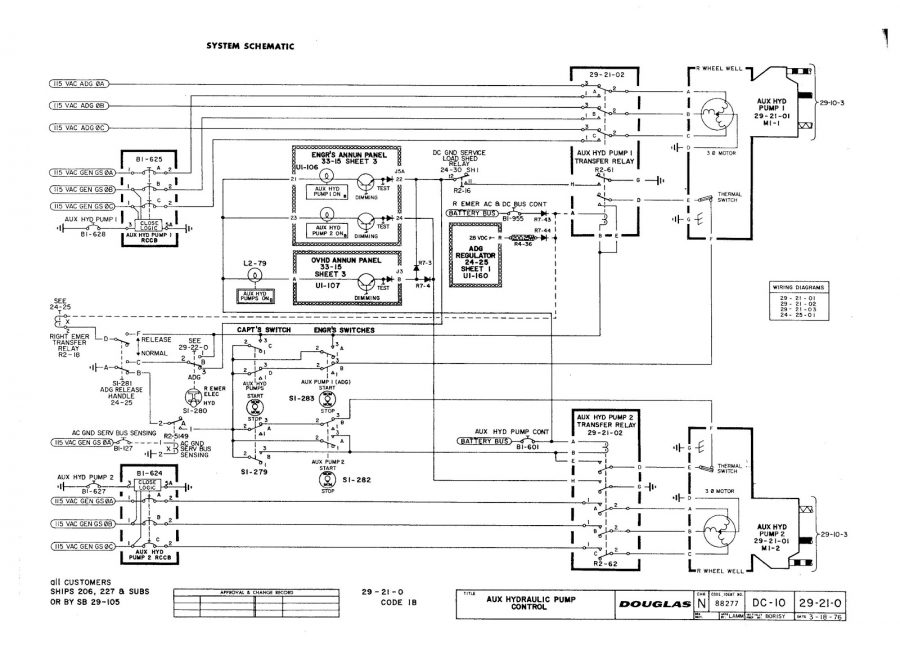 schematic diagram wiring