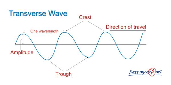 wave diagram transverse