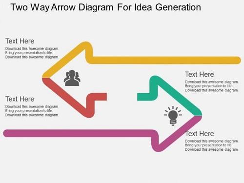 arrow diagram idea