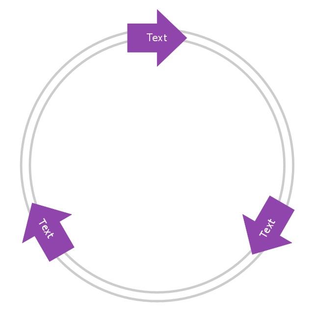 arrow diagram vector