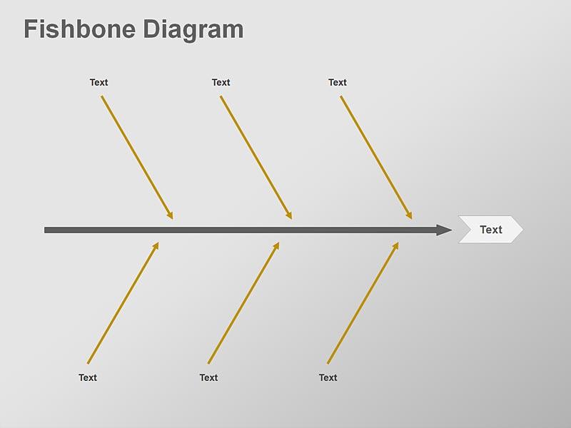 ishikawa diagram template blank