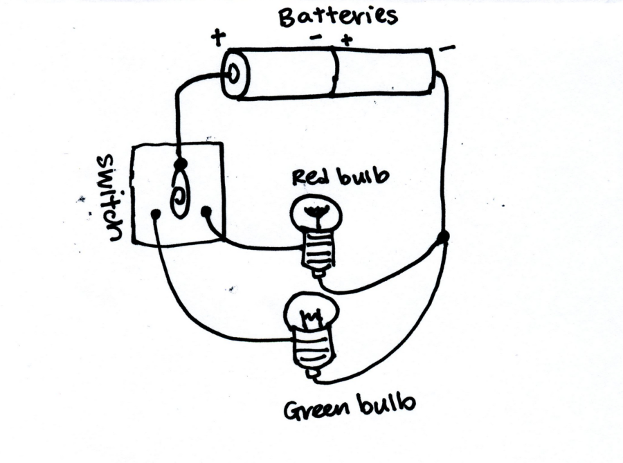 Simple circuit diagram for kids