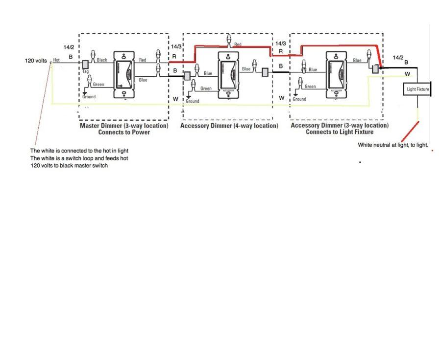 Leviton 4 Way Switch Diagram