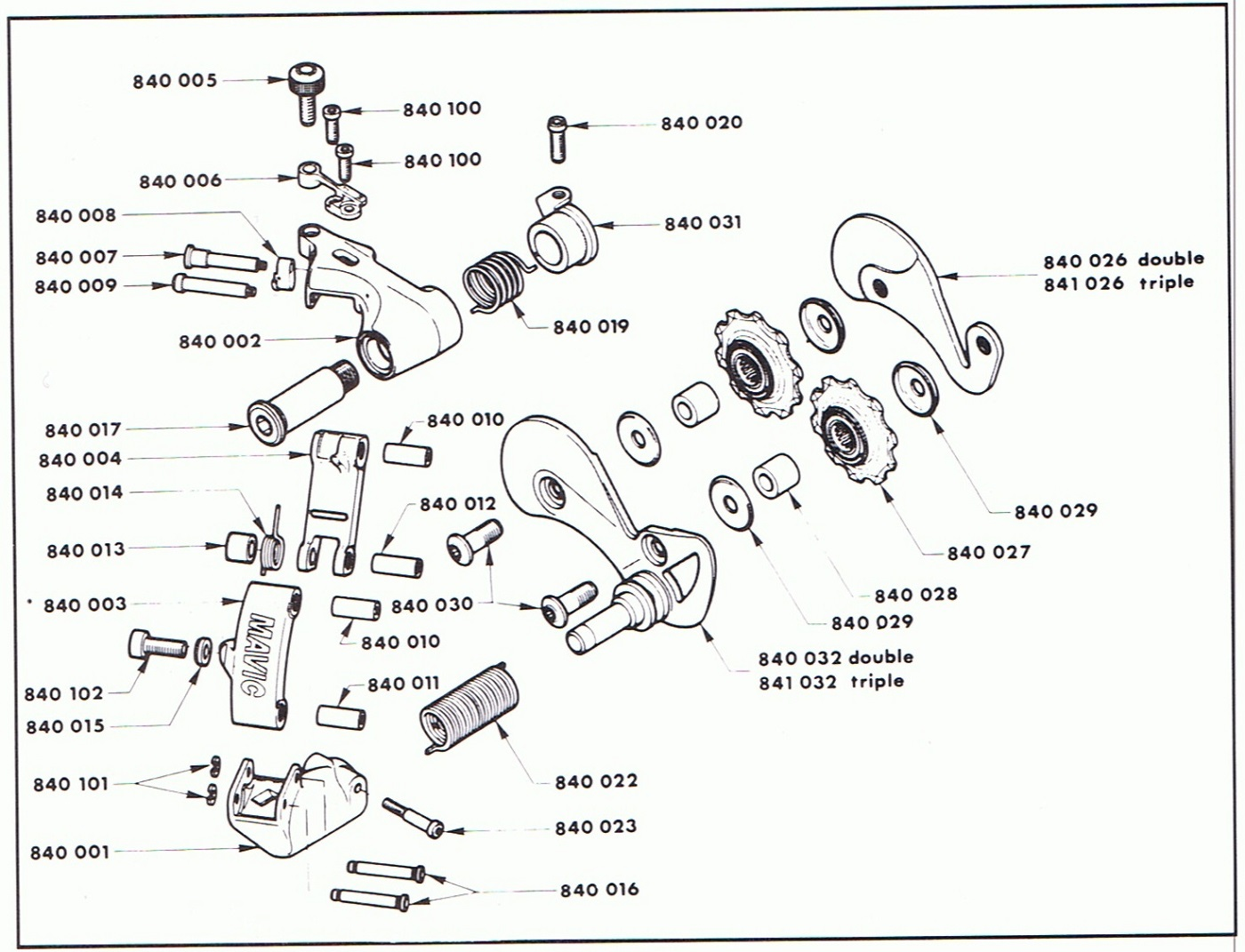 Bicycle Diagram Crankset