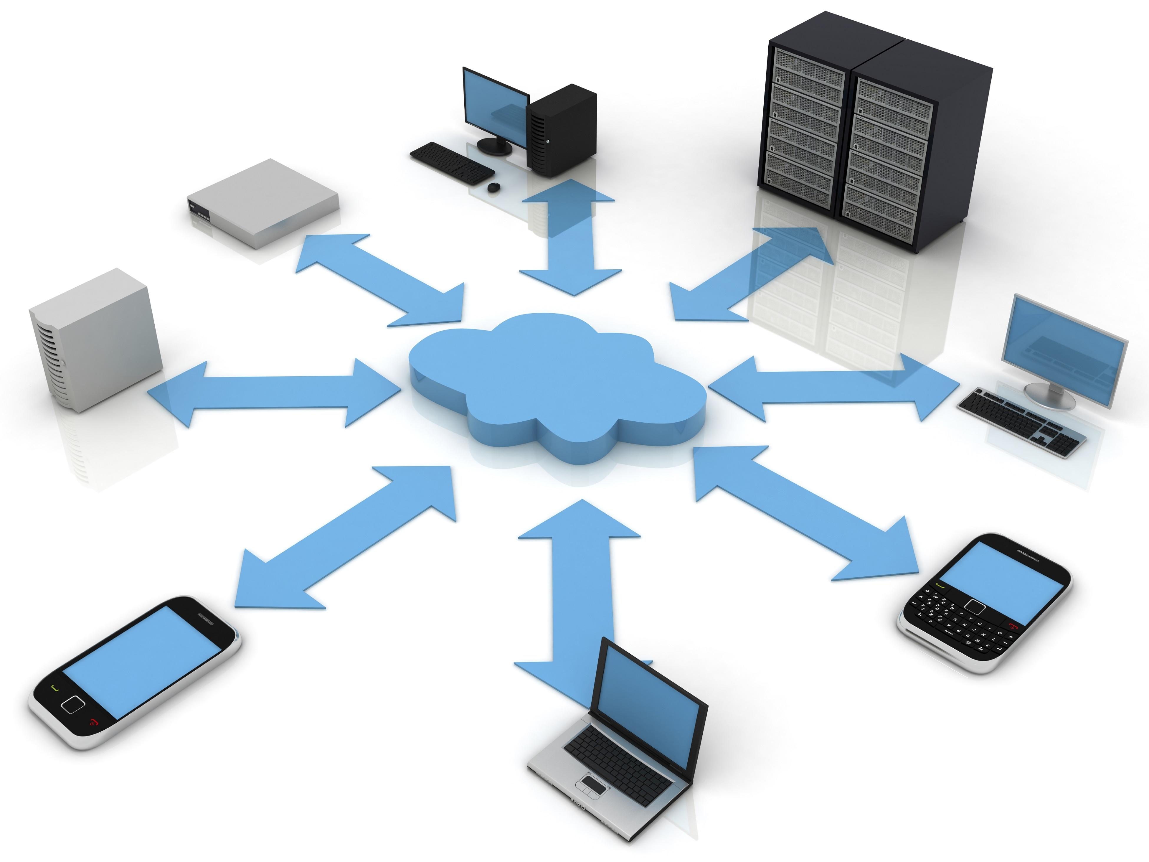 Cloud Diagram Network