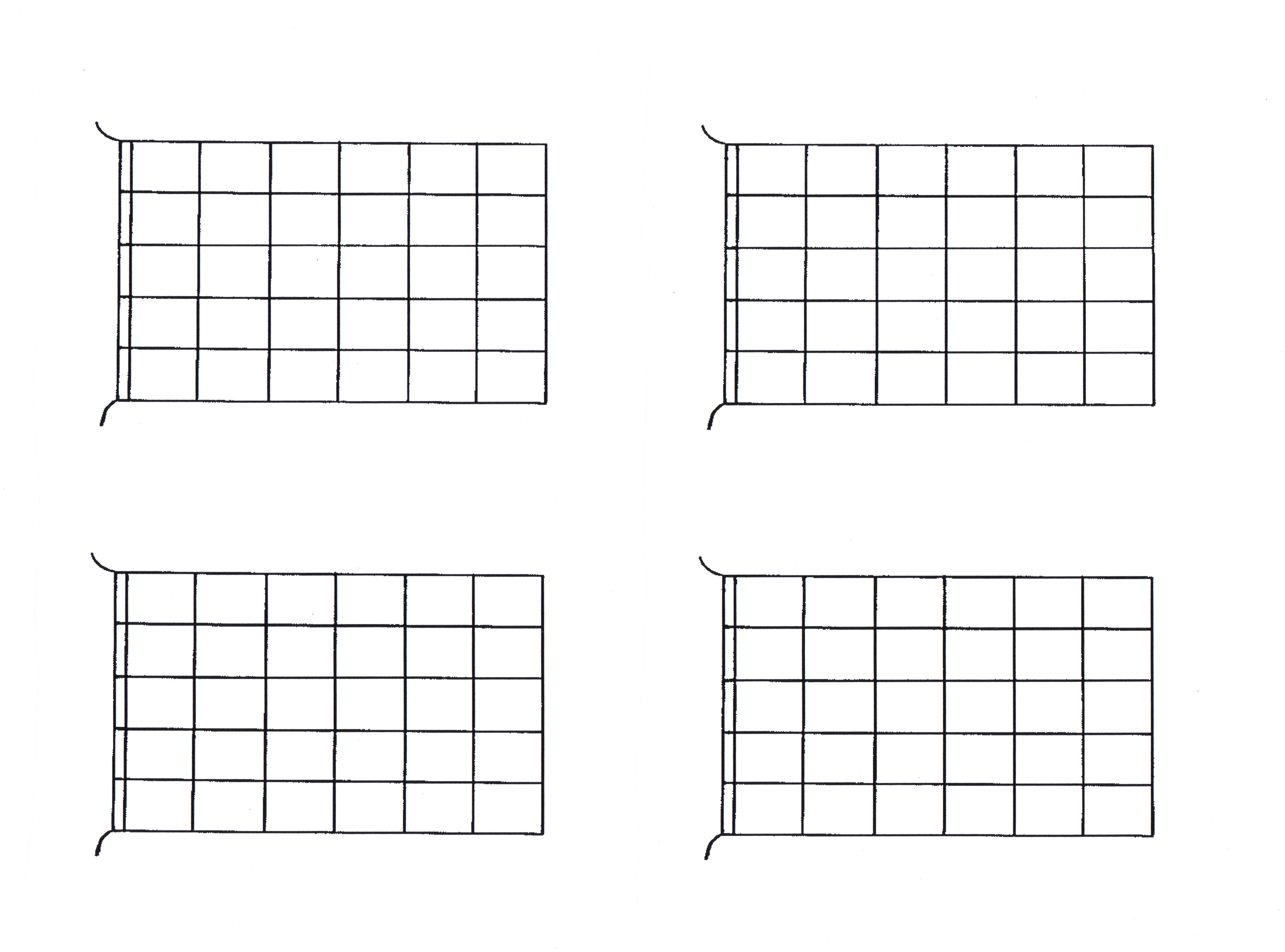 Tabs for Guitar Neck Diagram