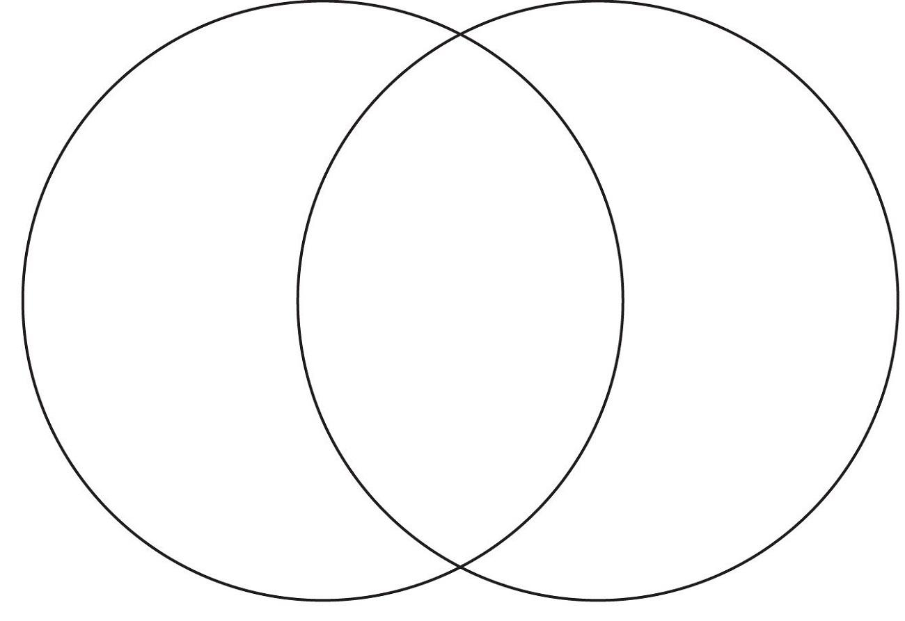 Circle Diagram Blank
